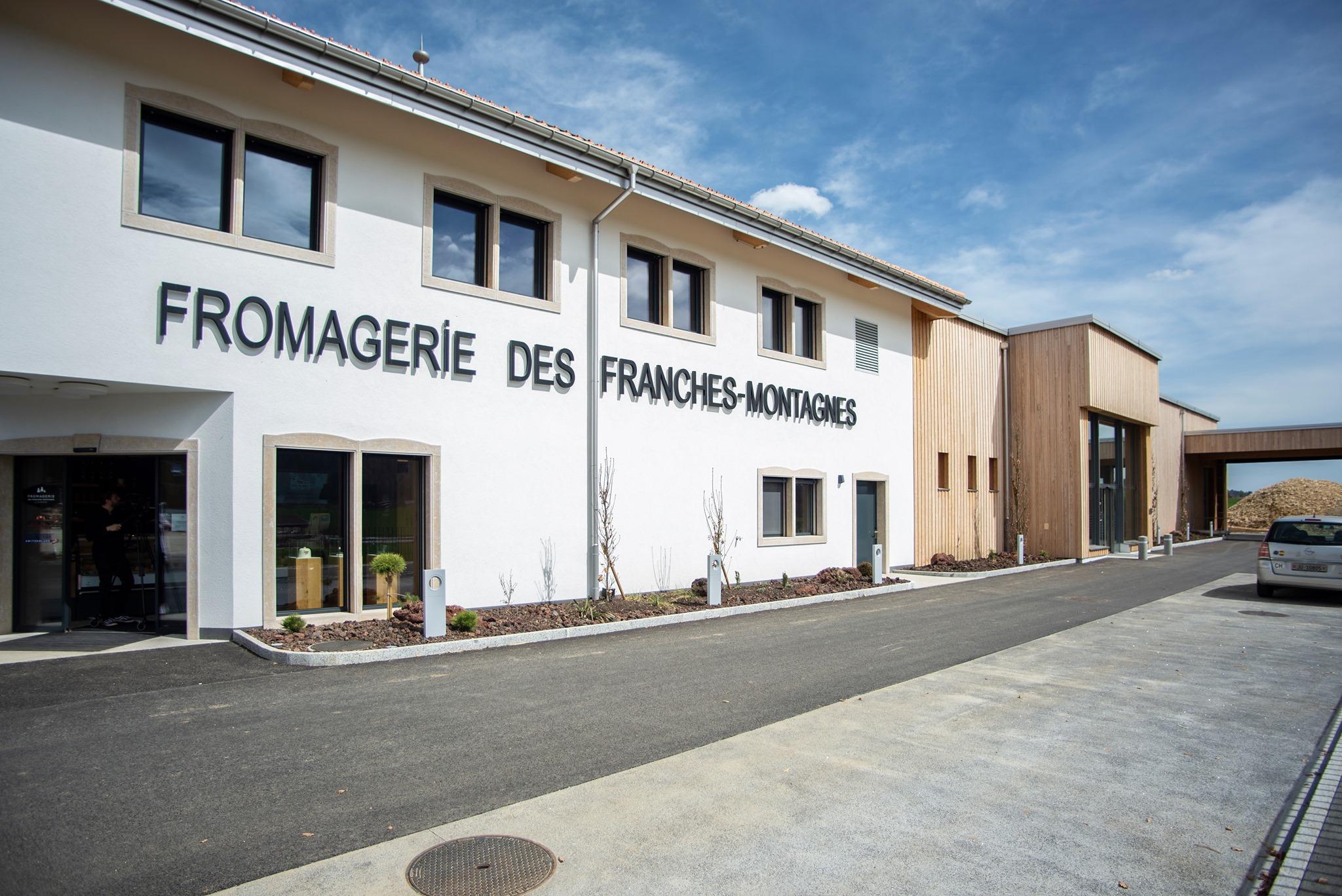 Fromagerie des Franches-Montagnes – Le Noirmont