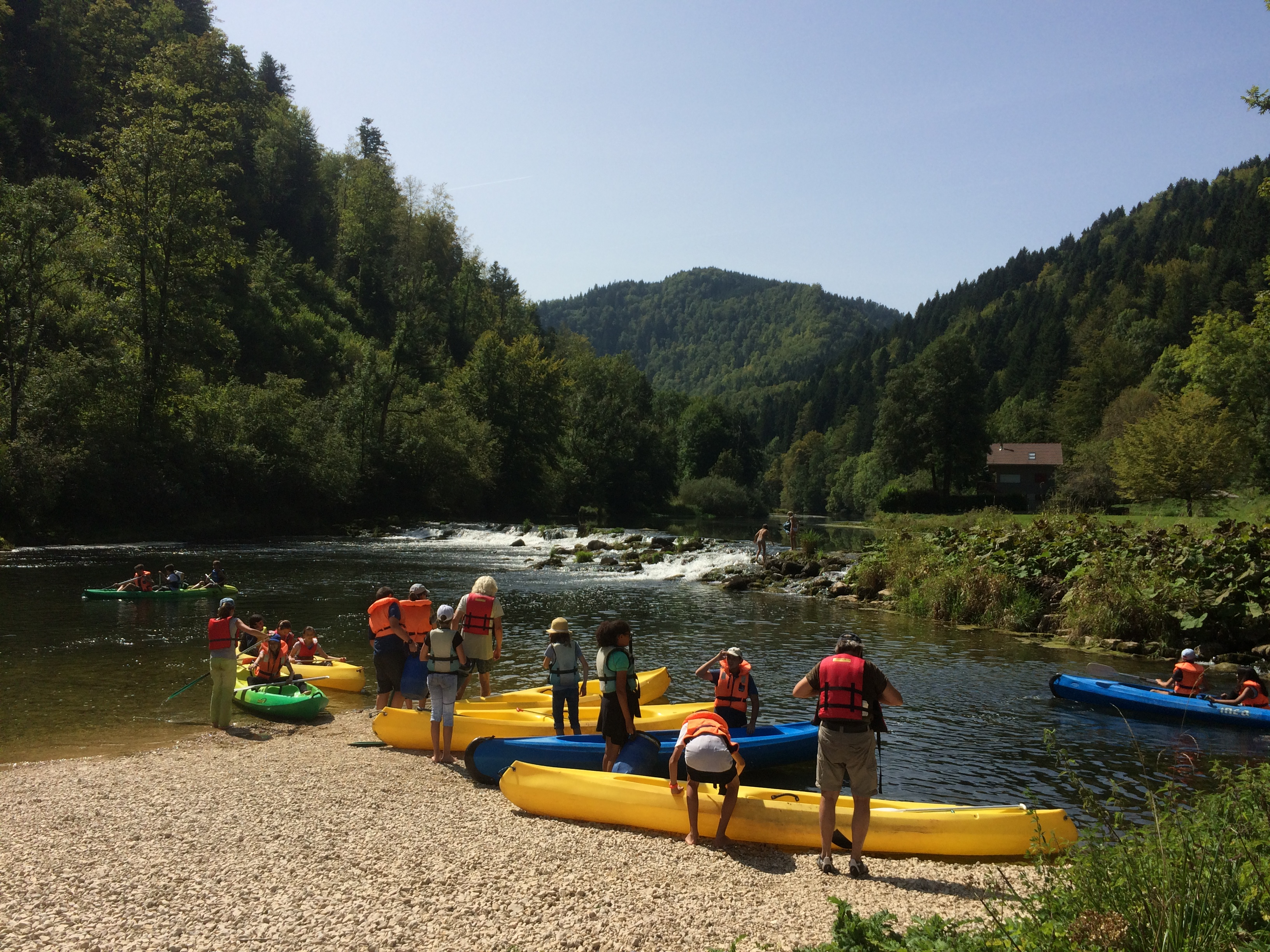 Doubs-Evasion – Soubey