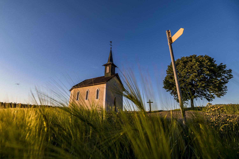 Chapelle de la Bosse – La Bosse