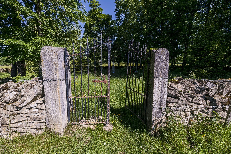 Le cimetière des pestiférés – Le Boéchet