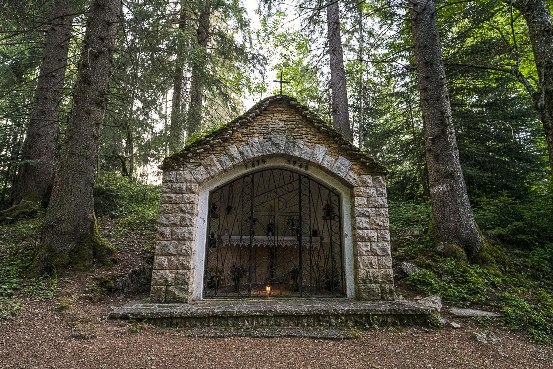 Oratoire des Coeudevez – Le Bémont