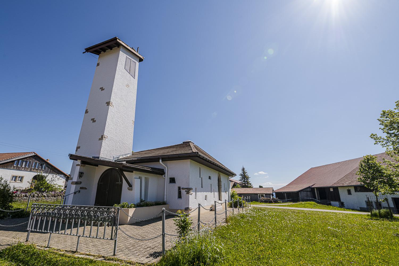 Chapelle du Peuchapatte – Le Peuchapatte