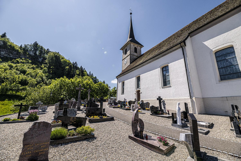 Eglise Saint-Brice – Saint-Brais