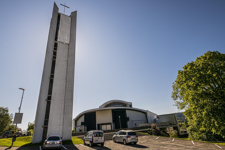 Eglise Saint-Hubert – Le Noirmont