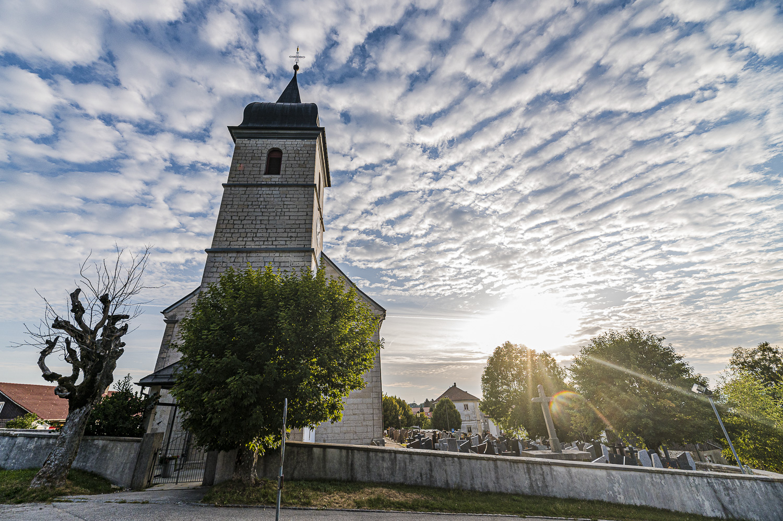 Eglise Saint Jean-Baptiste – Montfaucon