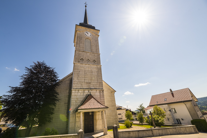 Eglise Saint-Joseph – Les Breuleux