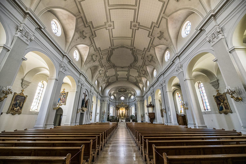 Eglise de Notre Dame de l'Assomption – Saignelégier