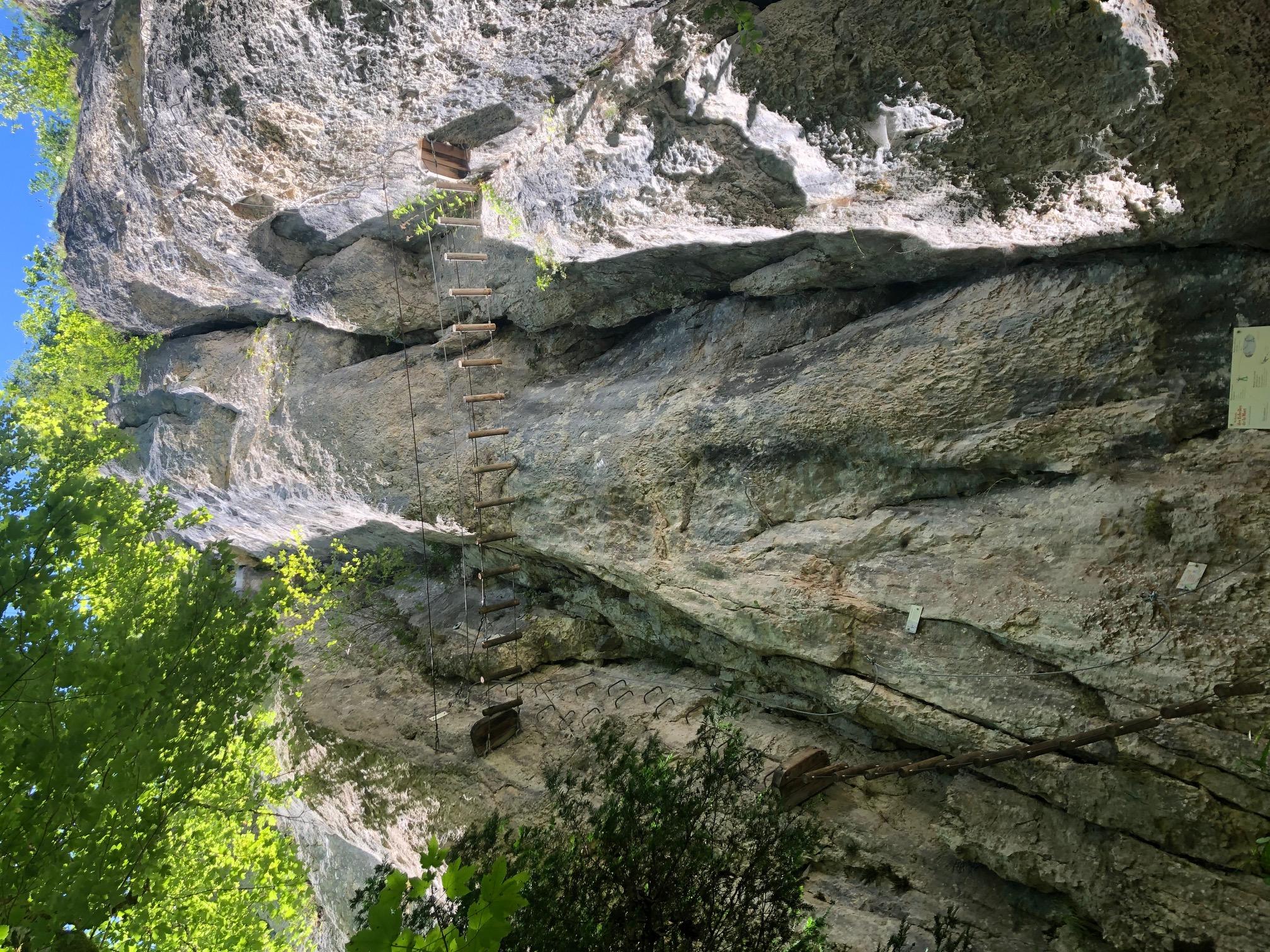 Les échelles de la Mort – Le Cerneux-Godat
