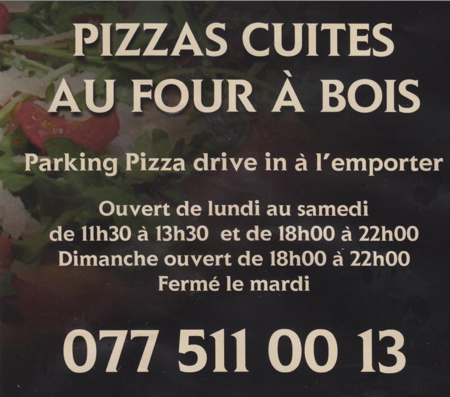 Pizza du Bémont – Le Bémont