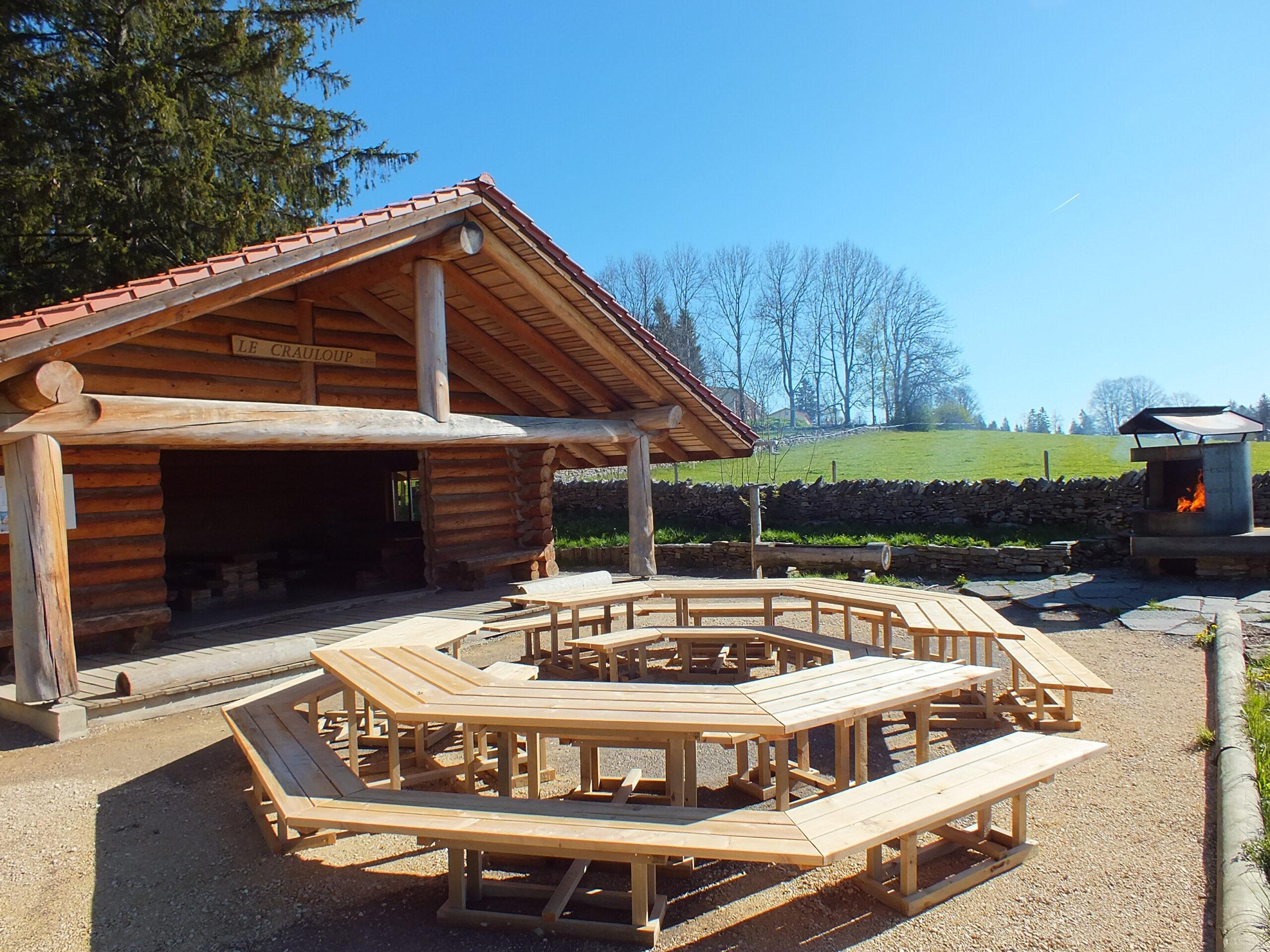 Cabane du Crauloup – Le Noirmont